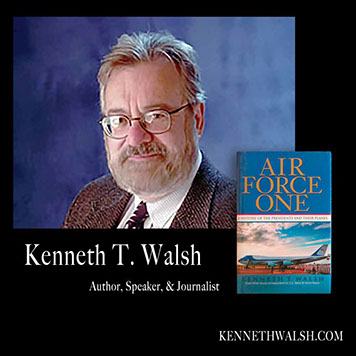 Air Force One - book by Kenneth T. Walsh.