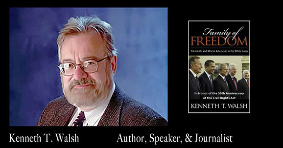 Family of Freedom - book by Kenneth T. Walsh.