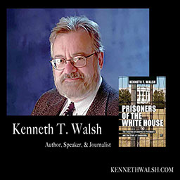 Prisoners of the White House - book by Kenneth T. Walsh